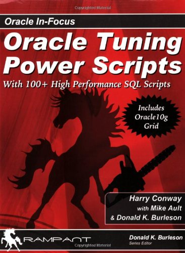 9780974448671: Oracle Tuning Power Scripts: With 100+ High Performance SQL Scripts (Oracle In-Focus)
