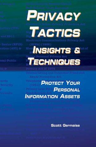 9780974449708: Privacy Tactics