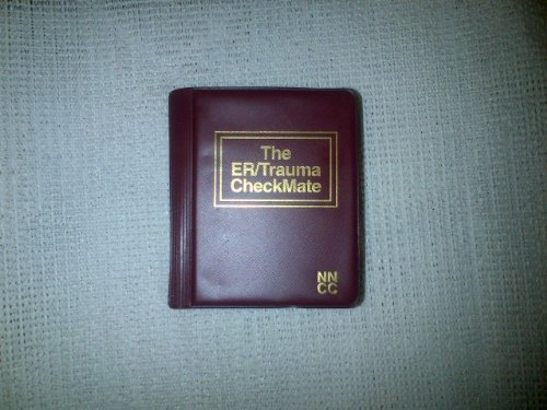 9780974455310: The ER/Trauma Checkmate (The Critical Care Checkmate Series)