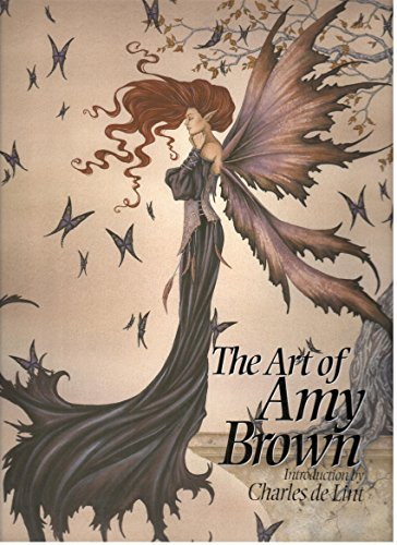 9780974461212: The Art of Amy Brown (Bk. 1)