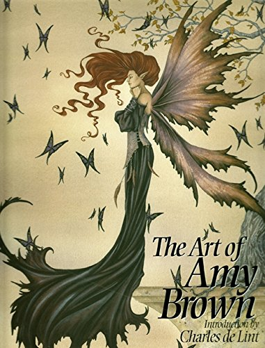 9780974461229: The Art of Amy Brown (Bk. 1)