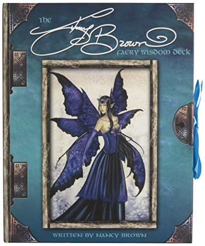 The Amy Brown Faery Wisdom Deck with Instruction Booklet: Amy Brown