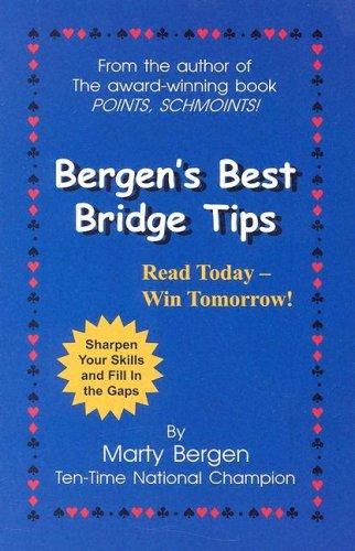 9780974471419: Bergen's Best Bridge Tips