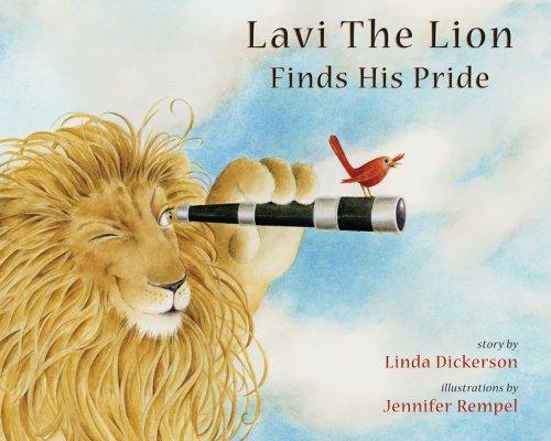 9780974471525: Lavi the Lion Finds His Pride