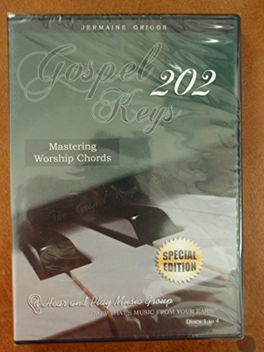 9780974484563: gospel keys 202 special edition mastering worship chords