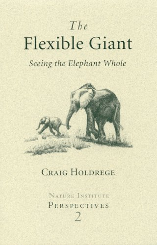9780974490601: The Flexible Giant: Seeing the Elephant Whole