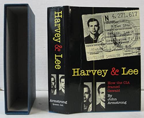 Harvey & Lee: How the CIA Framed Oswald: Armstrong, John