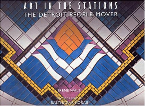 9780974539201: Art in the Stations: The Detroit People Mover