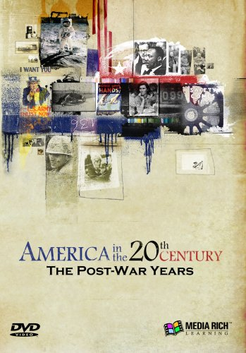 9780974541761: America in the 20th Century: The Post-War Years