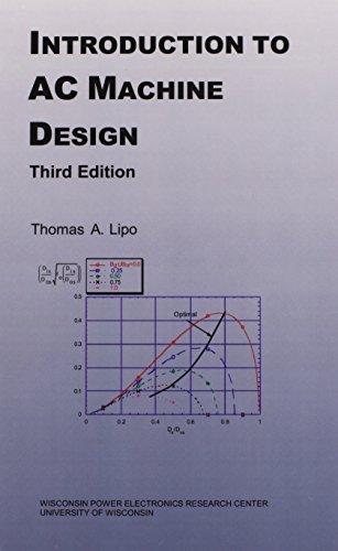9780974547022: Introduction to AC Machine Design