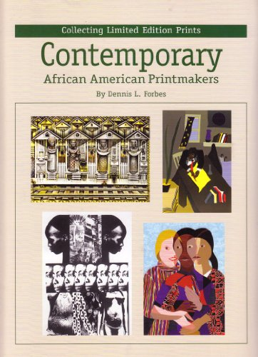 Collecting Limited Edition Prints: Contemporary African American Printmakers: Dennis Forbes