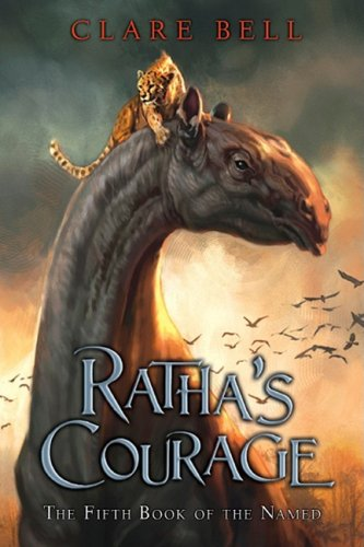 9780974560366: Ratha's Courage (The Named)
