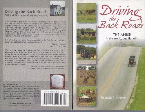 9780974563152: Driving The Back Roads