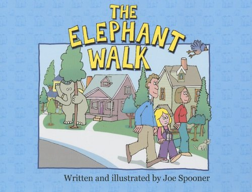 The Elephant Walk (Signed)