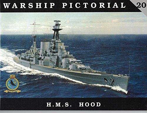 9780974568713: Warship Pictorial No. 20 - H.M.S. Hood Battle Cruiser