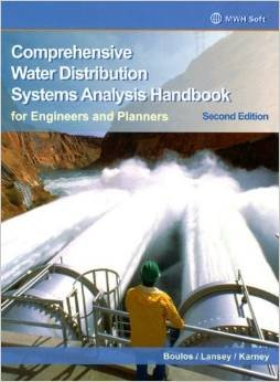 9780974568904: Comprehensive Water Distribution Systems Analysis Handbook
