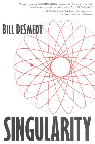 Singularity (The Archon Sequence): DeSmedt, Bill