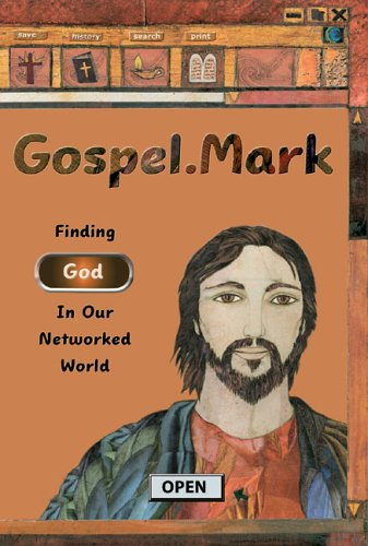 9780974575056: Gospel.mark: Finding God in Our Networked World (.Bible Series)