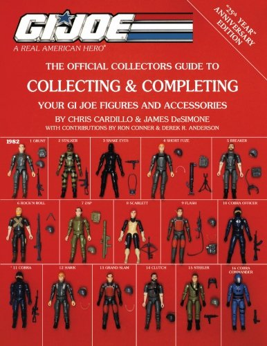 9780974582719: Collecting & Completing Your GI Joe Figures and Accessories