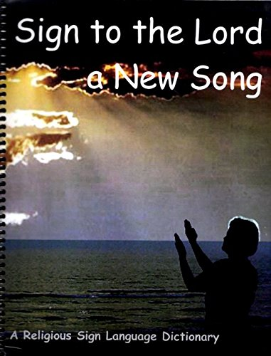 9780974585833: Sign to the Lord a New Song
