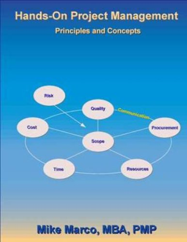 9780974590202: Hands-On Project Management Principles and Concepts