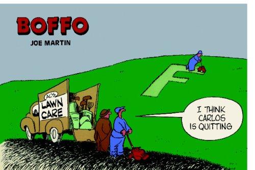 Boffo: Martin, Joe