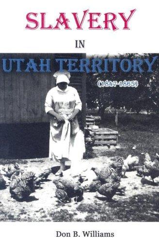 9780974607627: Slavery in Utah Territory