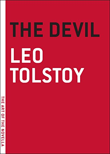 9780974607832: The Devil (The Art of the Novella series)