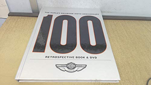 9780974618500: The Harley-Davidson 100th Anniversary Retrospective Book & DVD