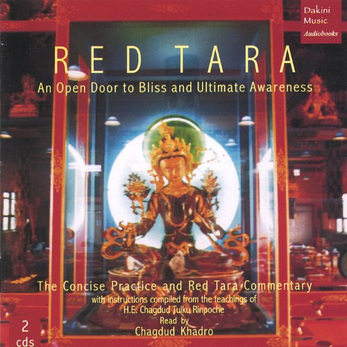 9780974624303: Red Tara: The Concise Practice & Commentary