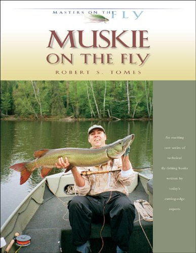 9780974642758: Muskie on the Fly (Masters on the Fly series)