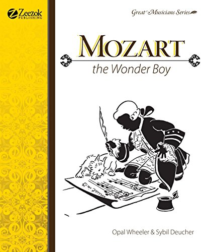 9780974650531: Mozart, The Wonder Boy (Great Musicians Series)