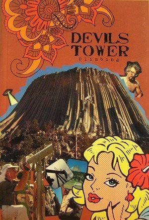 Devil's Tower Climbing: Rachel Lynn and