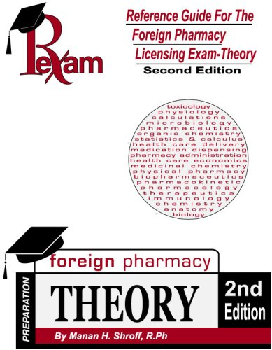 9780974654478: Reference Guide for Foreign Pharmacy Licensing Exam Theory 2nd Edition ( FPGEE )