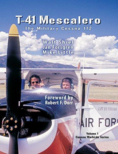 9780974655338: T-41 Mescalero: The Military Cessna 172