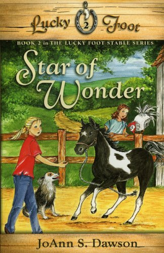 9780974656144: Star of Wonder (Book 2 in The Lucky Foot Stable Series)