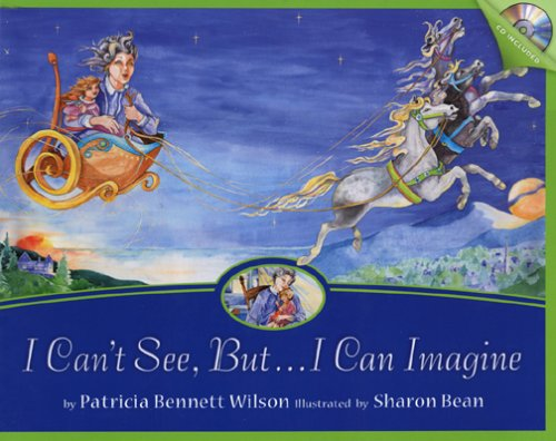 I can't See, But .I Can Imagine: Wilson, Patricia Bennett