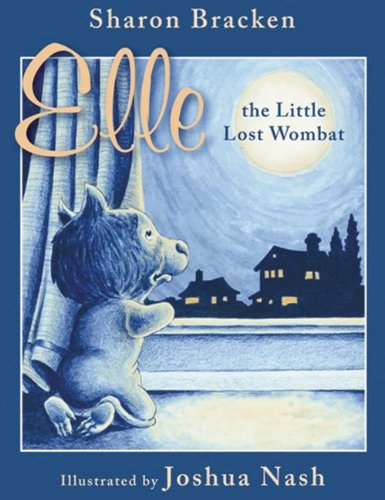 9780974656830: Elle the Little Lost Wombat: A Story About International Adoption
