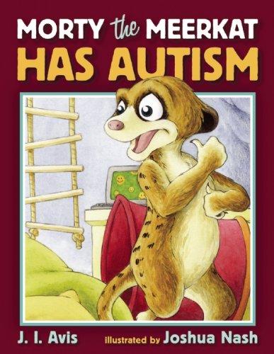 9780974656847: Morty the Meerkat Has Autism