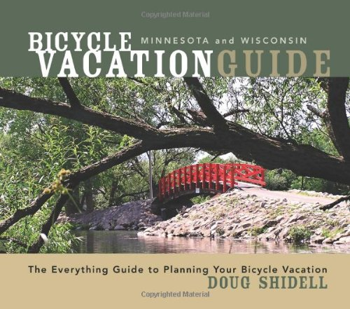 9780974662565: Bicycle Vacation Guide Minnesota and Wisconsin