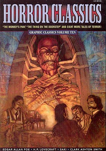 9780974664811: Graphic Classics Volume 10: Horror Classics (Graphic Classics (Eureka))