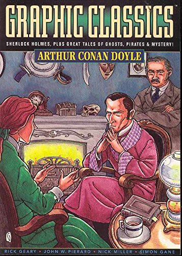 Graphic Classics, Vol. 2: Arthur Conan Doyle, Second Edition (0974664855) by Arthur Conan Doyle; Antonella Caputo; Rod Lott