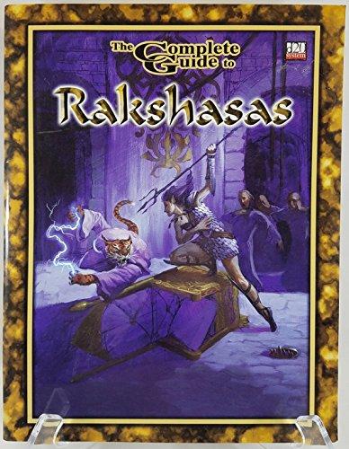 Complete Guide to Rakshasa: Sprengeler, Matthew