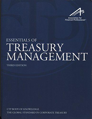 9780974670867: Essentials of Treasury Management, 2nd Edition