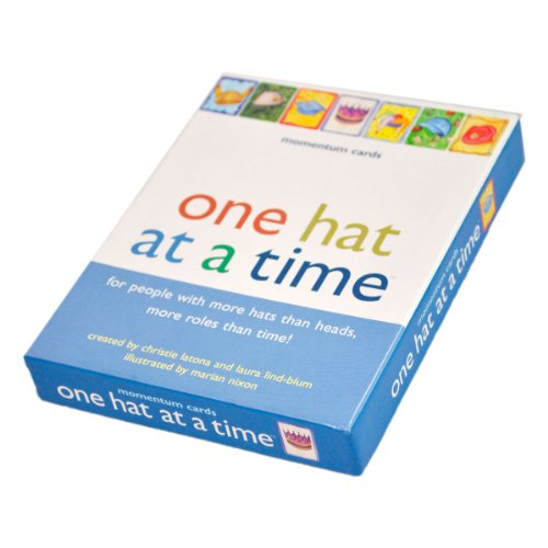 9780974675909: One Hat at a Time - Momentum Cards for People with More Hats Than Heads, More Roles Than Time!