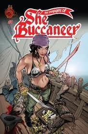 9780974678429: Voyages of She Buccaneer #1 Tombs of Eden