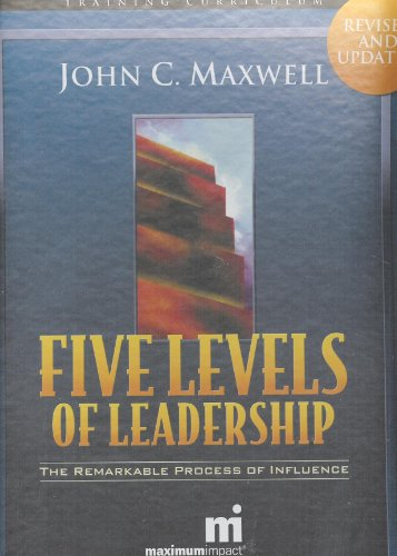 9780974680514: Five Levels of Leadership: The Remarkable Process of Influence Training Curriculum [VHS]