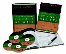 9780974680552: Learning the 21 Indispensable Qualities of a Leader DVD Training Curriculum