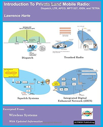 9780974694368: Introduction to Private Land Mobile Radio (LMR): Dispatch, LTR, APCO, MPT1327, iDEN, and TETRA