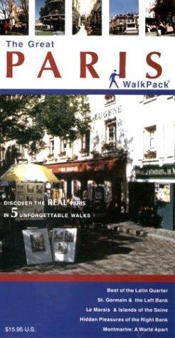 The Great Paris WalkPack: Howard, Carole/ Howard, Geoffrey